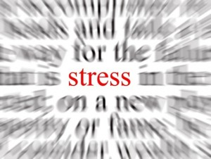 STRESS – is it a main contributory factor?